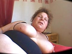 Big Butt Mature BBW - 129