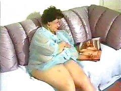 Big Mama Pompoenen met haar meloenen