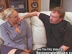 Joey Lynn is a School teacher who turned to Dirty D for some slut lessons