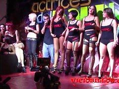 Presentacion de ADP en el Salon Erotico de Barcelona