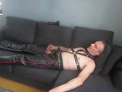 Finnish leather cums