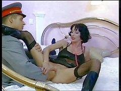 hot fisting bitch vs cock