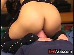 Kinky Asian Teen Girl