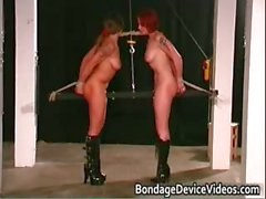 Both Ends Of A Stick intense fetish part6