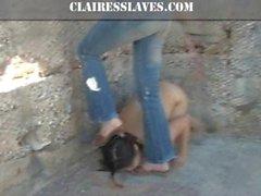foot slave