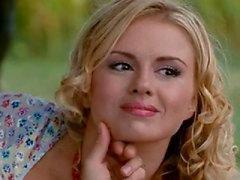 vollbusig Russian Mädchen