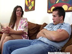 MILF June Summers Humungous Tits Pounded Deep