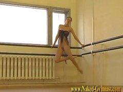 Polina Kabaeva ballerina