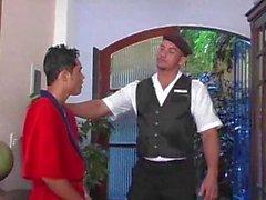 de Brazillian Duo de el uniforme gays de 2