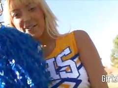 Creampied Cheerleader Breanne Benson