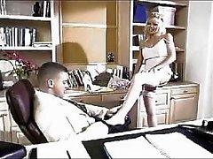 My Secretary is so Hot in Stockings