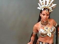Zelina Vega WWE Sexy Dança