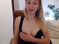 Hot Lela Star loves having a horny solo masturbation