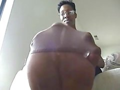 Ebony Pantyhose 10