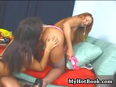Janet Mason and Pepper Foxxx are teacher and stude