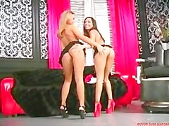 Lela Star & Ginger Lee