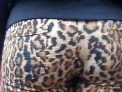 Culo leopardato ...