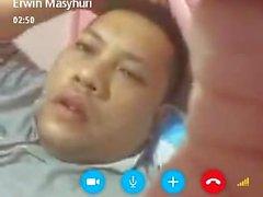 Erwin Masyhuri Masturbation Video