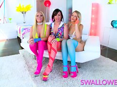 Sono Jennifer White, Rachele Richey e Zoey Monroe