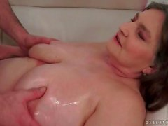 chubby grannies sex compilation mature