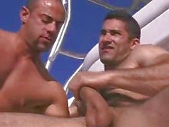 Did Mason Wyler get HIV from this threesome on the boat in the ocean?