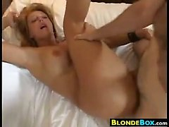 Horny MILF In A Foursome