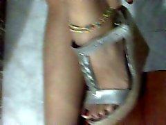 Foot fetish, Stilettos, Platform Shoes, High Heels 39