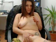 Milf office girl naked tittywebcamgirls. com