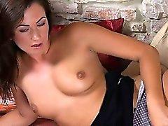 Czech beauty tess gaping ultra snatch
