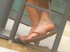 Candid feet #45