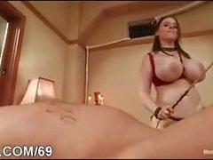 Daphne Rosen strapon femdom 2