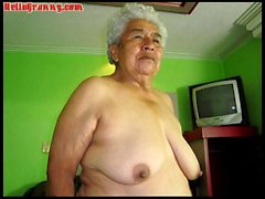HELLOGRANNY Actually these grannies might have on the vagin