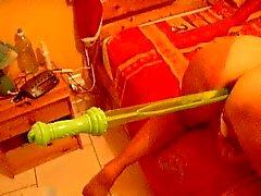 Queen of green sword !!!