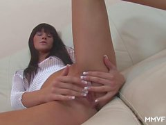 MMV FILMS Stunning German Amateur Teen