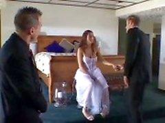 Des Ehegatten teilt seine neue Frau