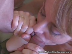 Nice Blowjob With Lots Of Cum