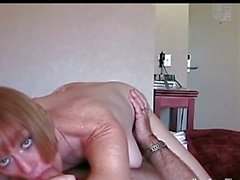Fresh man cream for her hot pussy