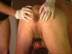Dr Peeemeee and Dildo Boy, suppository and anal massage
