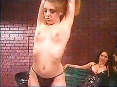 Lesbians Spanked - Scene 3