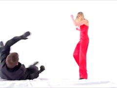 Ekaterina Logutova Sexy Blonde Karate girl