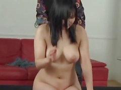 Kinky Teen Megumi Haruka