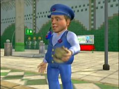 Underground Ernie - Episode 22: The Magic Lamp