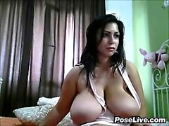 Peruvian girl masturbation on webcam sh