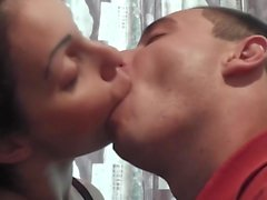 Naughty Kissing the Br0ther in-Law, (Preview)