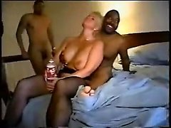 Interracial wife fuck with black guy
