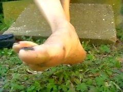 Dirty Zlataya's Feet