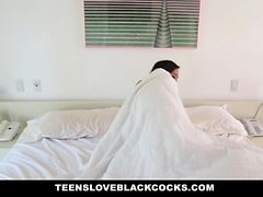 TeensLoveBlackCocks - Latina loves Big black cock