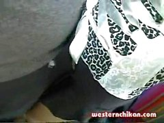 Girl groped on bus