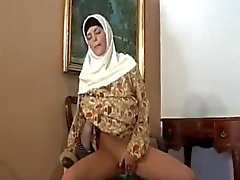 Arab Muslim With Nice Tits Gets Fucked Doggy Style