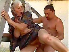 fat granny fucking